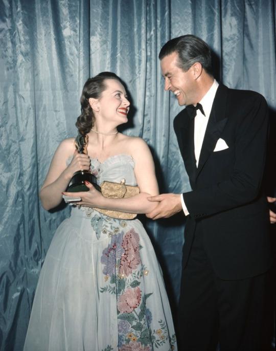 Olivia de Havilland-oscars