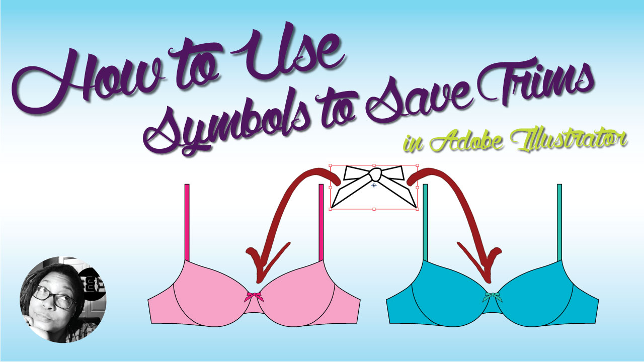 How To Use Symbols To Save Trims In Adobe Illustrator 383 Degrees